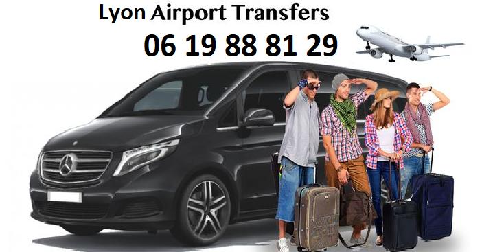 Lyon VTC transfert aéroport
