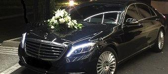 Location voiture chauffeur mariage lyon