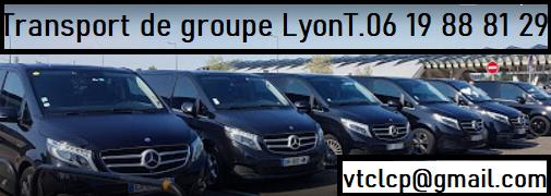 Nos vans lyon pour transport en groupe