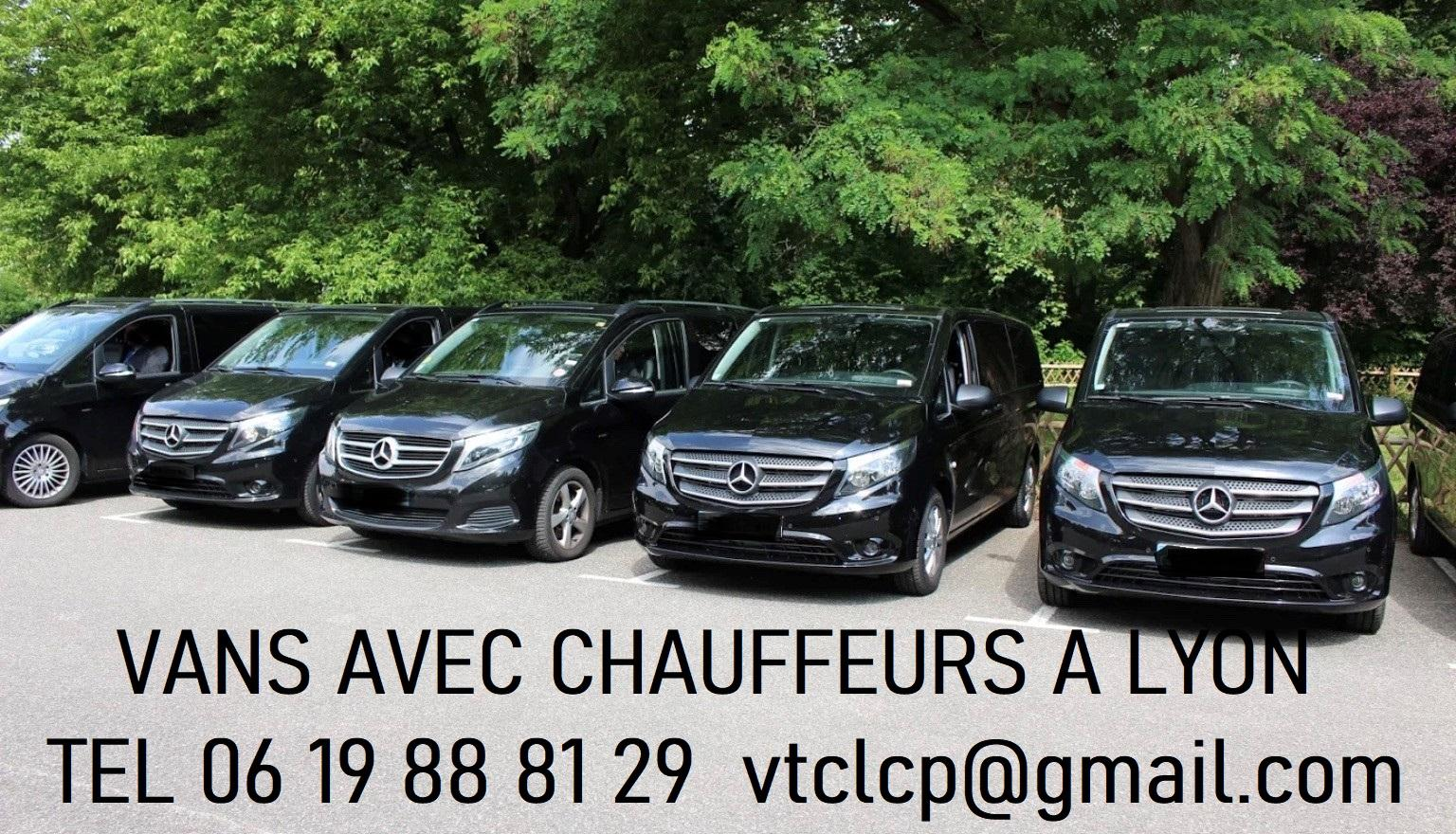 VTC Lyon transport d'équipage aviation d'affaires