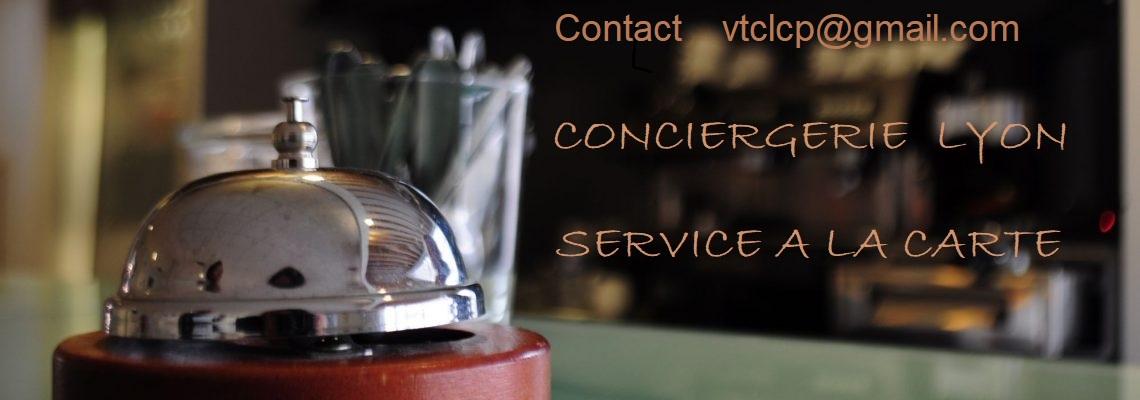 Service de conciergerie prive lyon 1