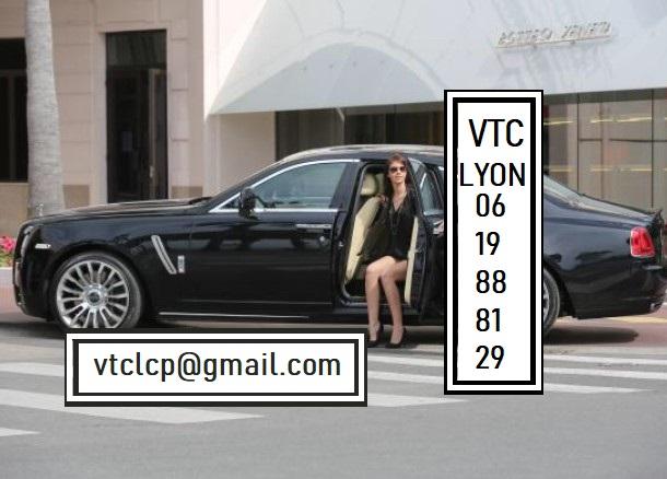 Vtc vip Lyon