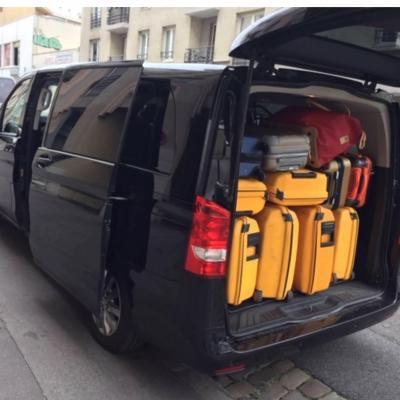 Vtc lyon transport de bagages