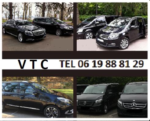 VTC Genay chauffeur privé