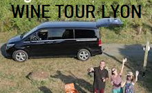 Wine tour lyon en van